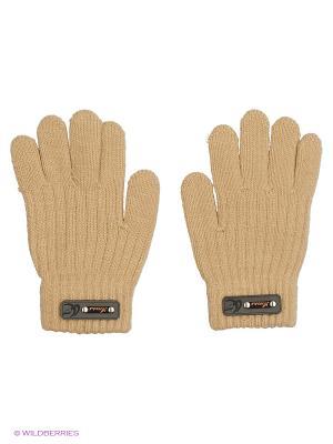 Перчатки Shapkoff. Цвет: бежевый