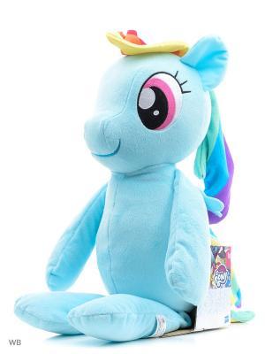Плюшевые пони для обнимашек My Little Pony. Цвет: голубой