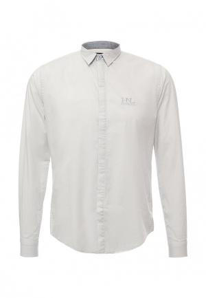 Рубашка Hopenlife. Цвет: серый