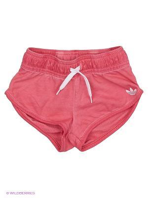 Шорты J Tery Shor G Adidas. Цвет: бледно-розовый