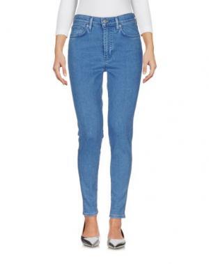 Джинсовые брюки LEVI'S VINTAGE CLOTHING. Цвет: синий