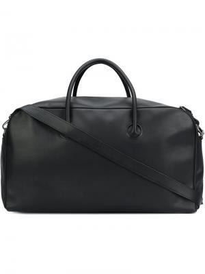 Дорожная сумка Bond Isaac Reina. Цвет: чёрный