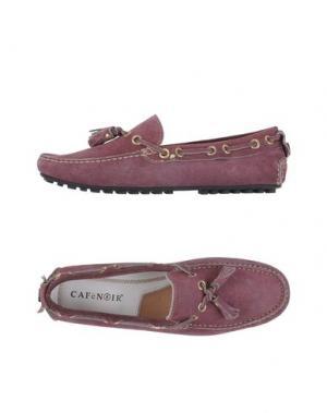 Мокасины CAFÈNOIR. Цвет: розовато-лиловый