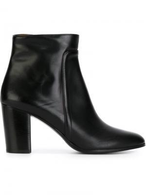 Brahms boots Michel Vivien. Цвет: чёрный