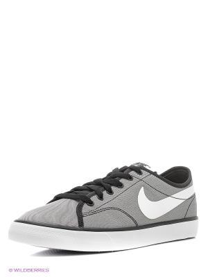 Кеды PRIMO COURT Nike. Цвет: белый, черный, серый