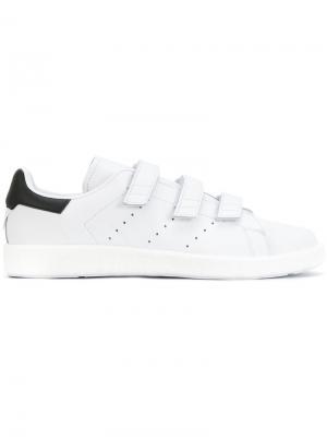 Кеды Stan Smith Adidas By White Mountaineering. Цвет: белый