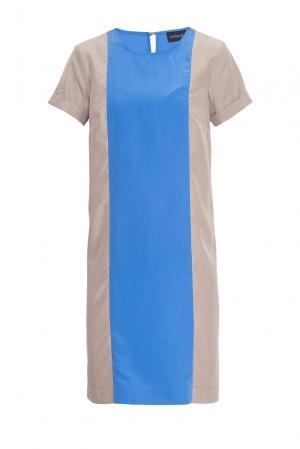 Платье 164626 Demurya Collection. Цвет: разноцветный