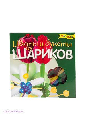 Игровой набор Цветы и букеты Fun kits. Цвет: зеленый