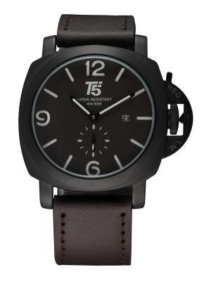 Часы наручные T5. Серия Shmidt T5. Цвет: черный