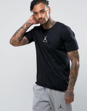 Jordan Черная футболка Nike 23/7 Basketball Jumpman 840394-010. Цвет: черный