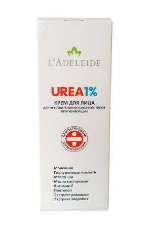 Крем для лица UREA1% LacyWear
