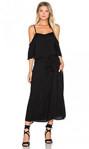 Платье tinashe SAM&LAVI. Цвет: черный
