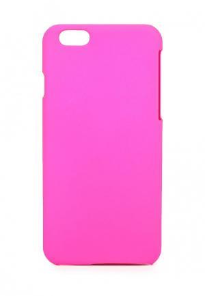 Чехол для iPhone New Top. Цвет: фуксия