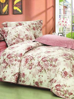 Комплект постельного белья Амели Магия Ночи. Цвет: бежевый