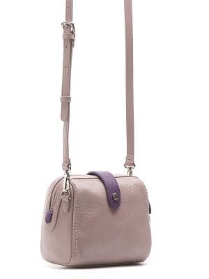 Сумка Palio. Цвет: сиреневый, бледно-розовый, фиолетовый