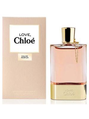 Парфюмерная вода Chloe Love, 30 мл. Цвет: прозрачный