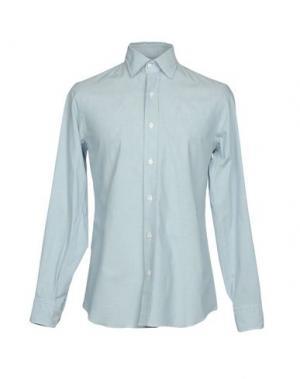 Pубашка SALVATORE PICCOLO. Цвет: грифельно-синий