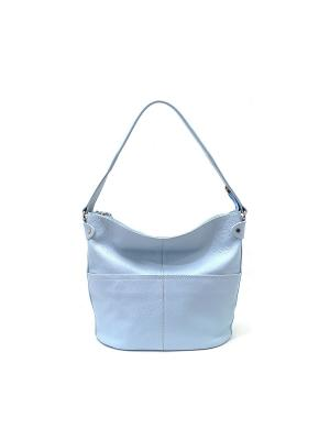 Сумка Solo true bags. Цвет: голубой