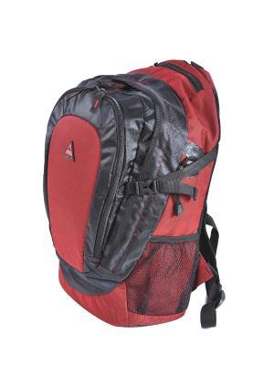 Рюкзак ALPICA. Цвет: красный