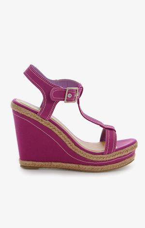 Босоножки Фиолетовые Boomboots