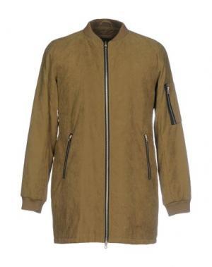 Пальто URBAN CLASSICS. Цвет: зеленый-милитари