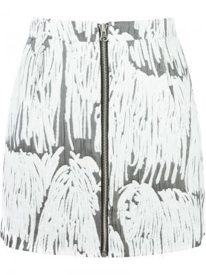 Юбка Komondor Opening Ceremony. Цвет: белый