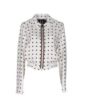 Куртка AQUILANO-RIMONDI. Цвет: белый