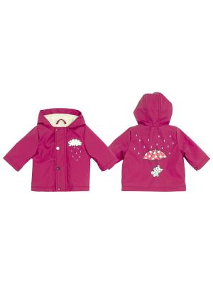 Куртка CHICCO. Цвет: лиловый