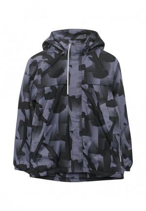 Куртка утепленная Lassie. Цвет: серый