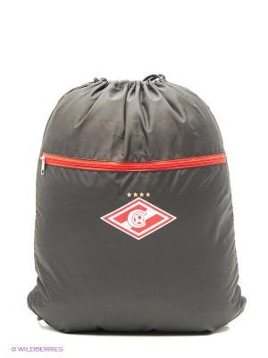 Мешок для обуви Atributika & Club. Цвет: черный