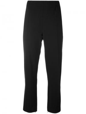 Укороченные брюки Hoy Reality Studio. Цвет: чёрный