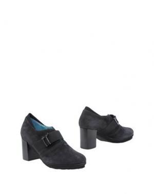 Ботинки THIERRY RABOTIN. Цвет: стальной серый