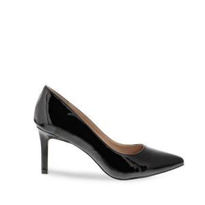 Туфли кожаные H733-C002A-4 BUFFALO. Цвет: черный
