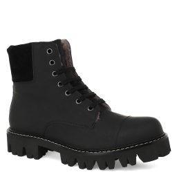 Ботинки  S87WU0092 черный MARC JACOBS
