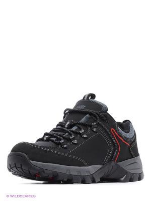 Ботинки Ascot. Цвет: черный, серый