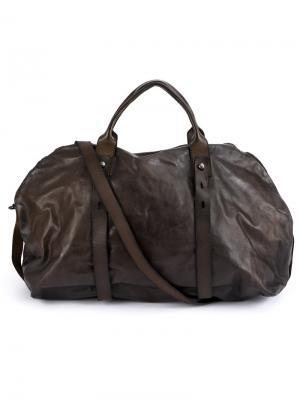 Дорожная сумка Okinawa Numero 10. Цвет: коричневый