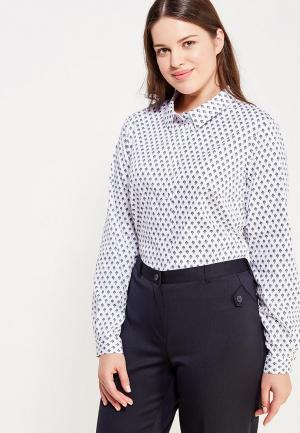 Рубашка Yarmina. Цвет: белый