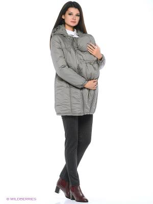 Куртка Адель. Цвет: серый