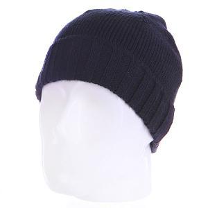 Шапка  Machine Knit Scull Beanie Assorted Dekline. Цвет: черный