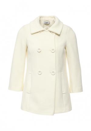 Пальто adL. Цвет: белый