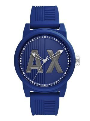 Часы Armani Exchange. Цвет: синий