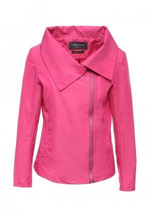 Куртка Camomilla Italia. Цвет: розовый