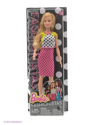 Кукла из серии Игра с модой Barbie. Цвет: розовый, белый