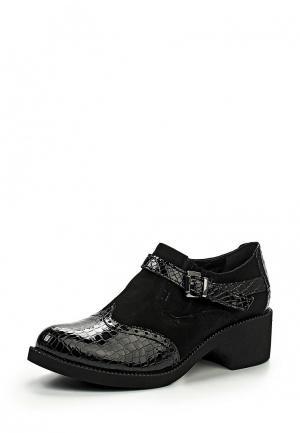 Ботинки Mamma Mia. Цвет: черный