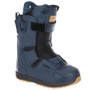 Ботинки для сноуборда  Deemon Tf Team Deeluxe. Цвет: синий