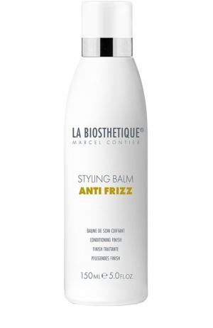 Бальзам для укладки волос Anti Frizz La Biosthetique. Цвет: бесцветный
