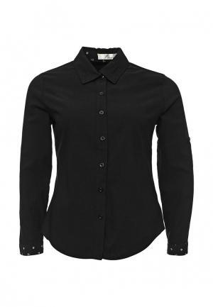 Рубашка Paccio. Цвет: черный
