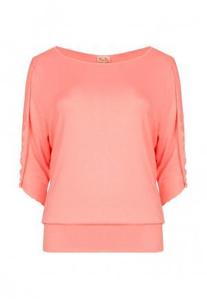Рубашка домашняя Petit Pas. Цвет: коралловый