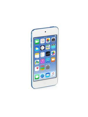 Mp-3 проигрыватель Apple iPod touch 32GB - Blue(6th GEN) голубой. Цвет: синий