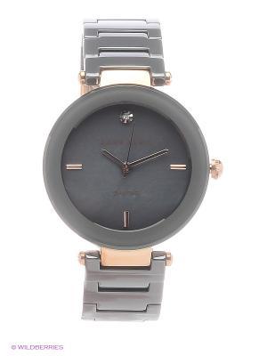 Часы ANNE KLEIN. Цвет: серый